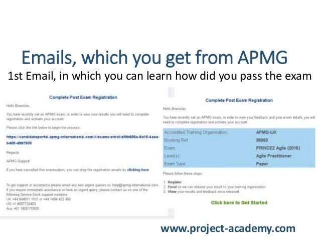 apmg prince2 certificate