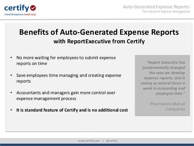 ... Expense Management; 38. ...  Auto Expense Report