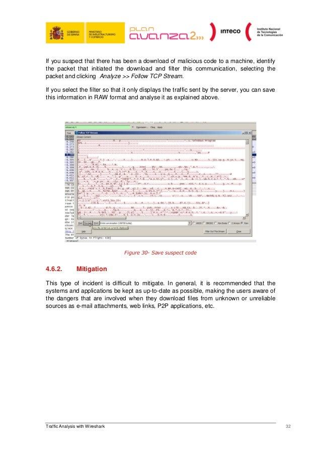 Wireshark Traffic Analysis