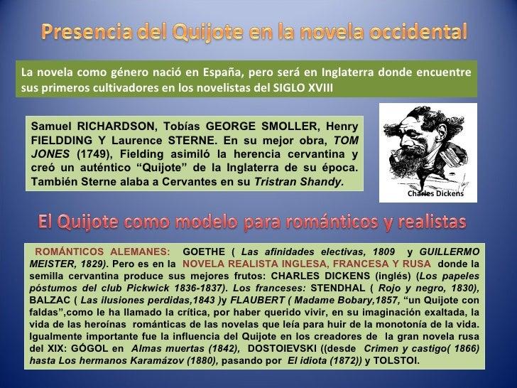 Samuel RICHARDSON, Tobías GEORGE SMOLLER, Henry FIELDDING Y Laurence STERNE.  En su mejor obra,  TOM JONES  (1749), Fieldi...