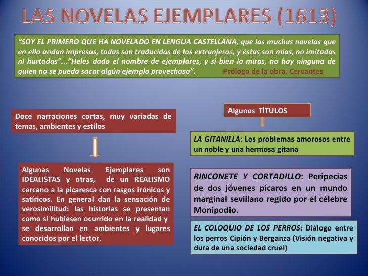 """"""" SOY EL PRIMERO QUE HA NOVELADO EN LENGUA CASTELLANA, que las muchas novelas que en ella andan impresas, todas son traduc..."""