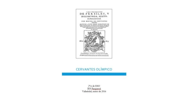 Cervantes Olímpico