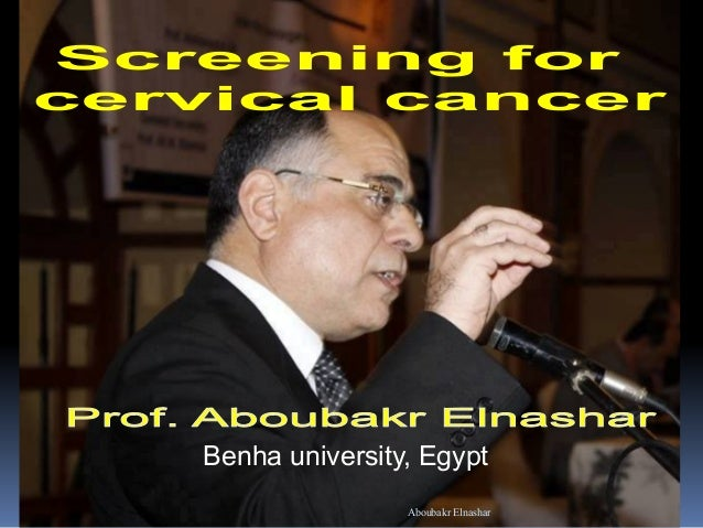 Benha university, Egypt Aboubakr Elnashar