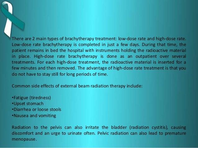 Cervical Cancer Treatment Options