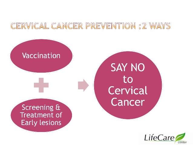 Cervical cancer vaccine money