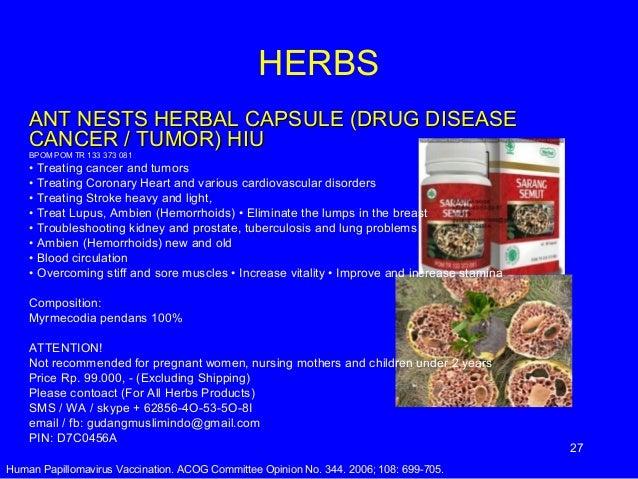 Cervical Cancer Hpv