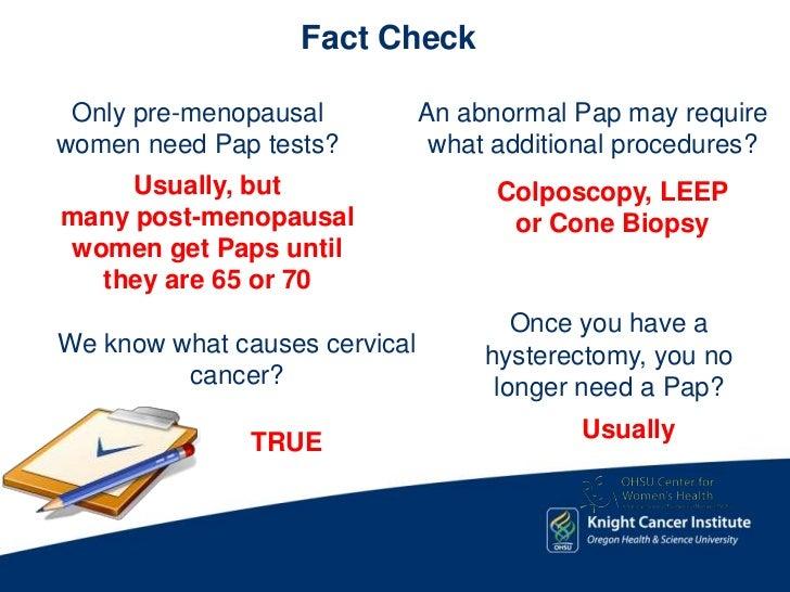 cervical cancer treatment guidelines acog
