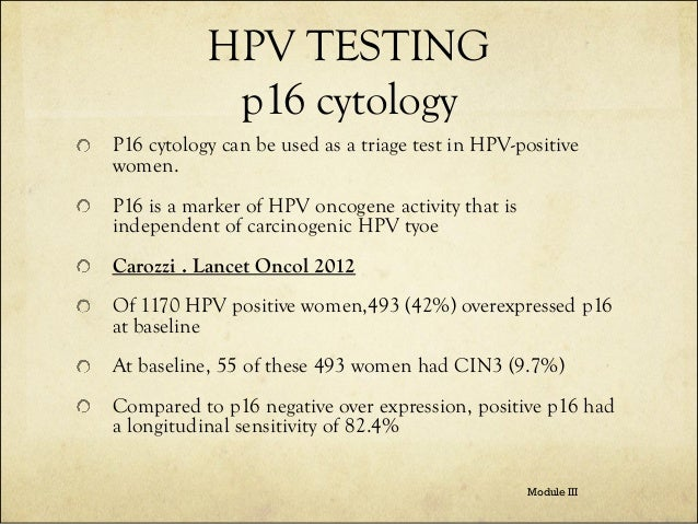 hpv positive pap smear guidelines