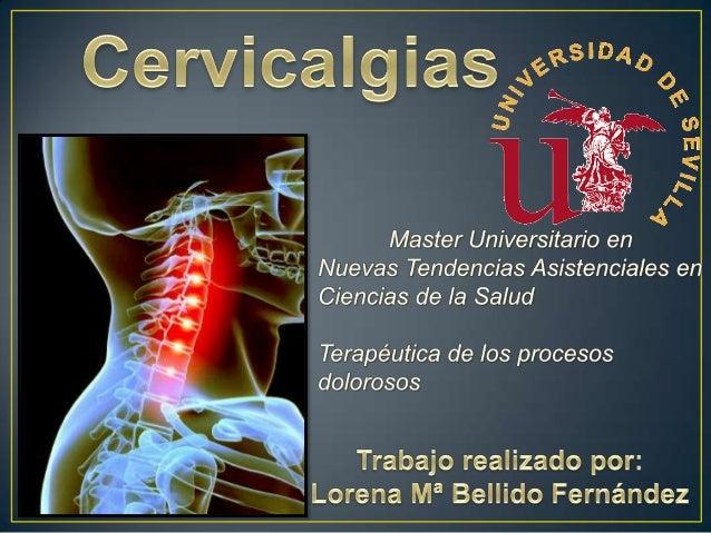Dolor de cuello, sin síntomas ni signos clínicos graves, asociado a (CIE-10): -Dolor cervical y parte superior torácica -L...