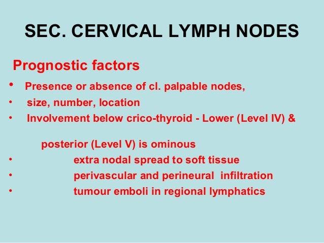 Cervical Lymphadenitis