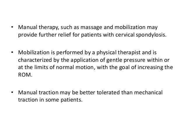 Conclusion was : • Patients should preferably be treated conservatively if they have a spinal transverse area larger than ...