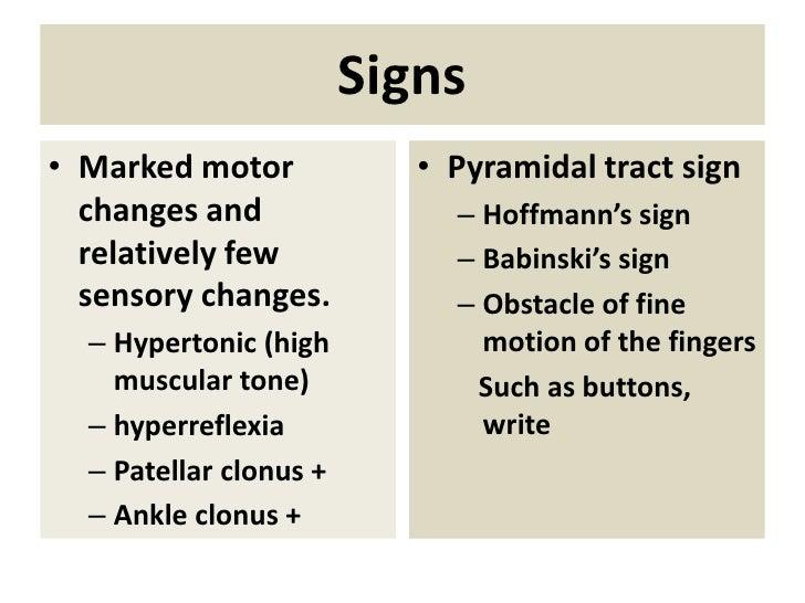 Vertebral artery type of CS • Pathology • Hyperplasia, stenosis of cervical   vertebral transverse foramen,   hypertrophy ...