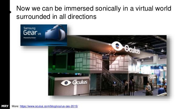 Now we can be immersed sonically in a virtual world surrounded in all directions More: https://www.oculus.com/blog/oculus-...