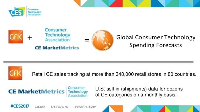CES 2017 Exploring the Global Consumer Tech Industry Slide 2