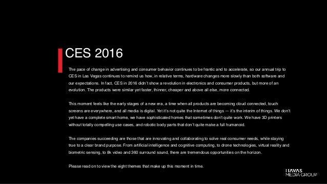 CES 2016: 8 Trends   Slide 2