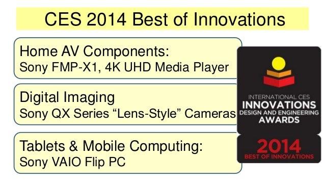 CES & IFA 2010-2014