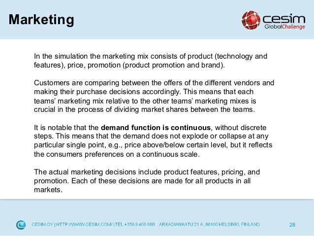 the marketplace business simulation marketing plan 36 international marketing  we monitor the global marketplace and  the business plan 2008–09 and its successors have transferred into operational actions and.