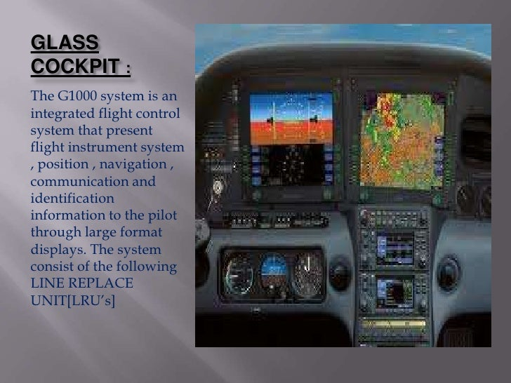 Glass Cockpit 91