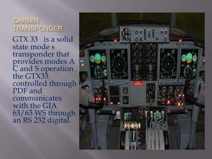 Cessna172 glass cockpit