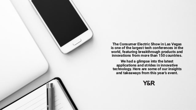 """"""" THERE'S A SAYING THAT WE WILL SEE MORE TECH INNOVATIONS IN THE 21ST CENTURY THAN WE'VE SEEN IN HUMAN HISTORY… WE'VE NOW ..."""
