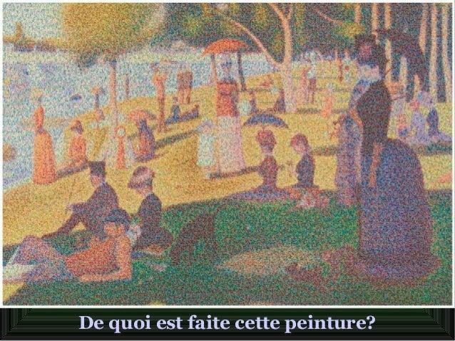 De quoi est faite cette peinture?