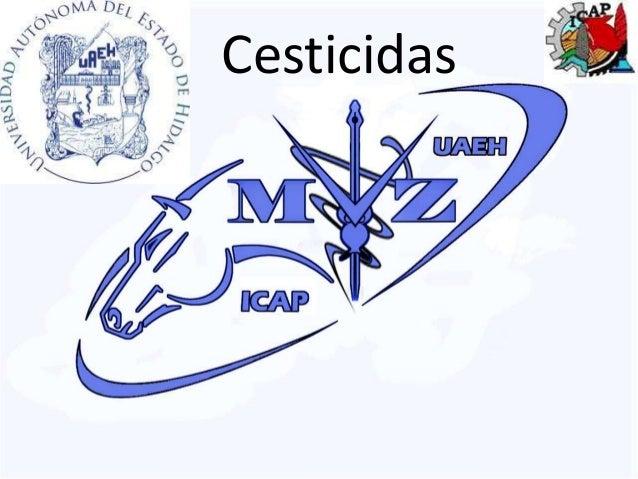 Cesticidas