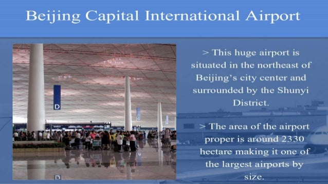 Largest Airports In The World Slide 3
