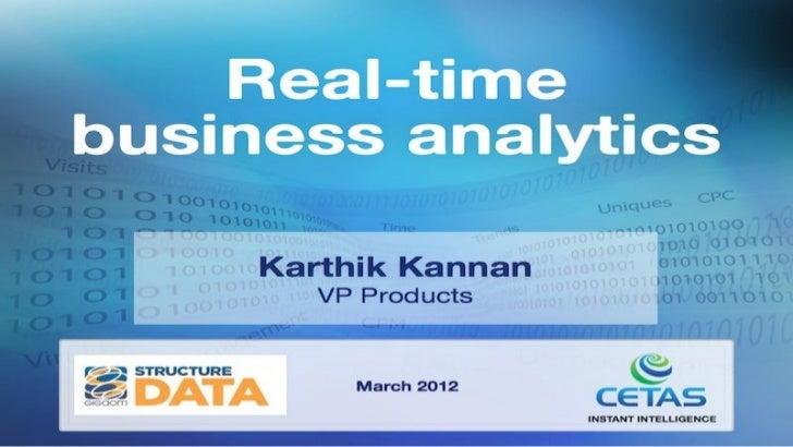 Cetas Software Inc. – Copyright © 2012 – CONFIDENTIAL – DO NOT DISTRIBUTE   1