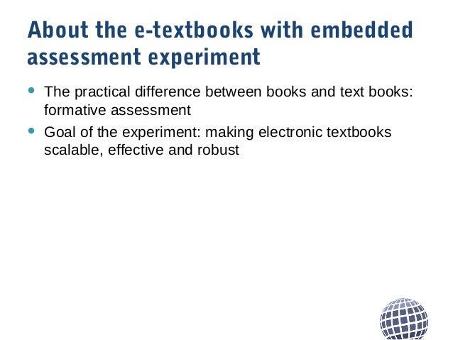 Embedding QTI assessment in EPUB 3 Slide 3
