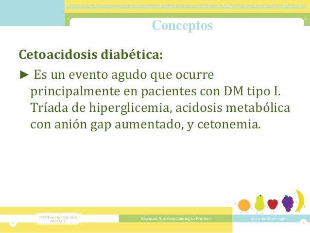 Cetoacidosis y Estado Hiperosmolar Hipergliclémico
