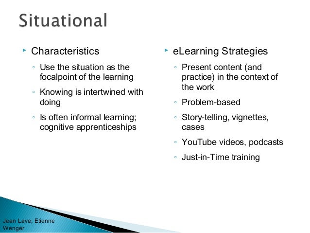 Traditional learning vs elearning