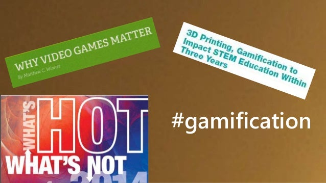 #gamification
