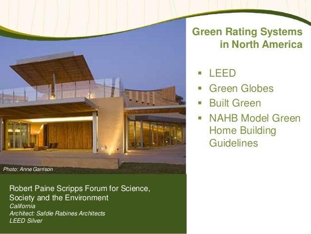 California Green Building Standard Code