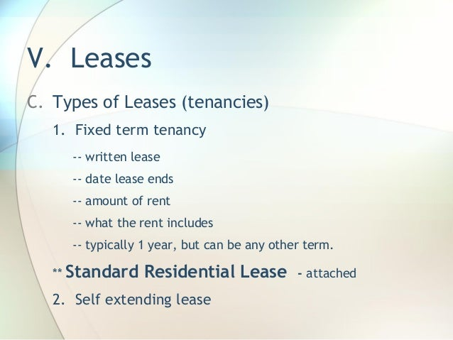 Ma Real Estate Ceu Course Residential Rentals Landlordtenant Issu