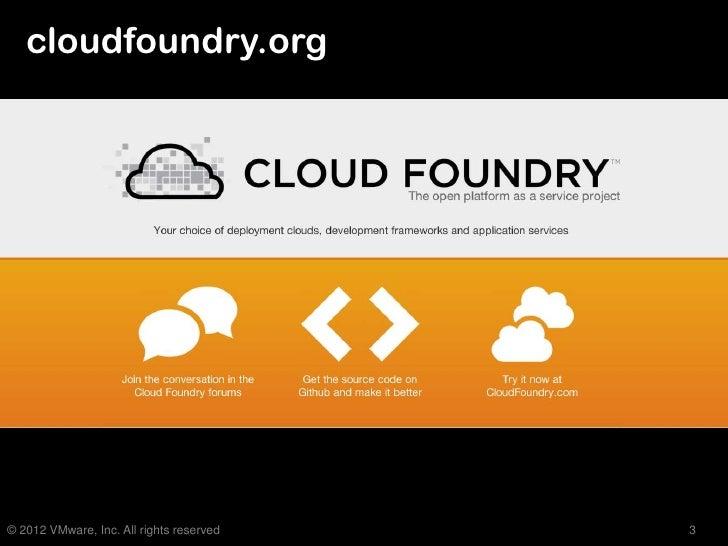 cloud foundry open tour   london