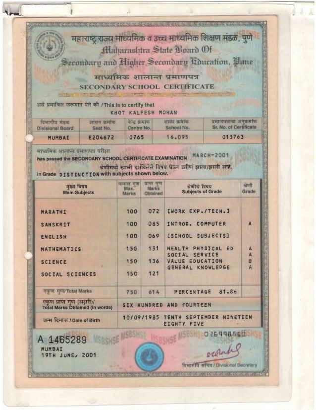 10Th Certificate.Pdf