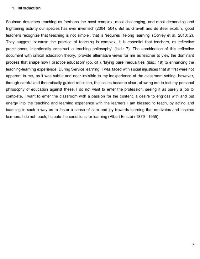 pfsa examination equivalent essay
