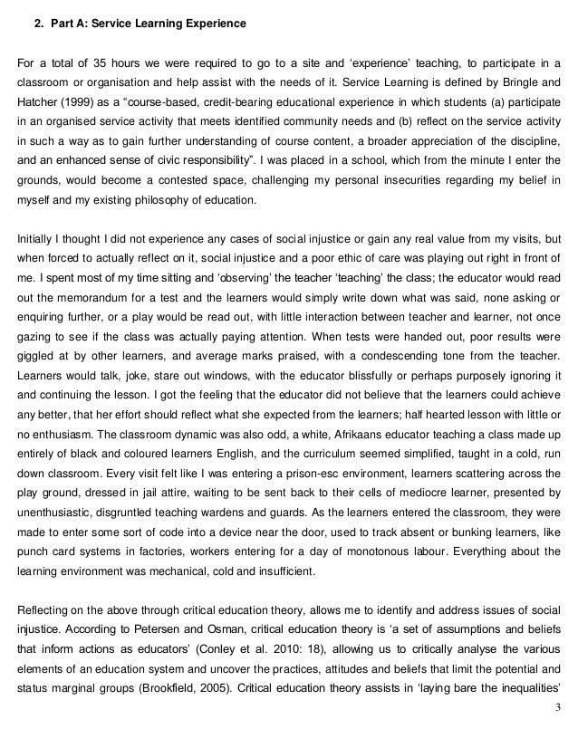 PFSA000 Examination Equivalent Essay November 2011