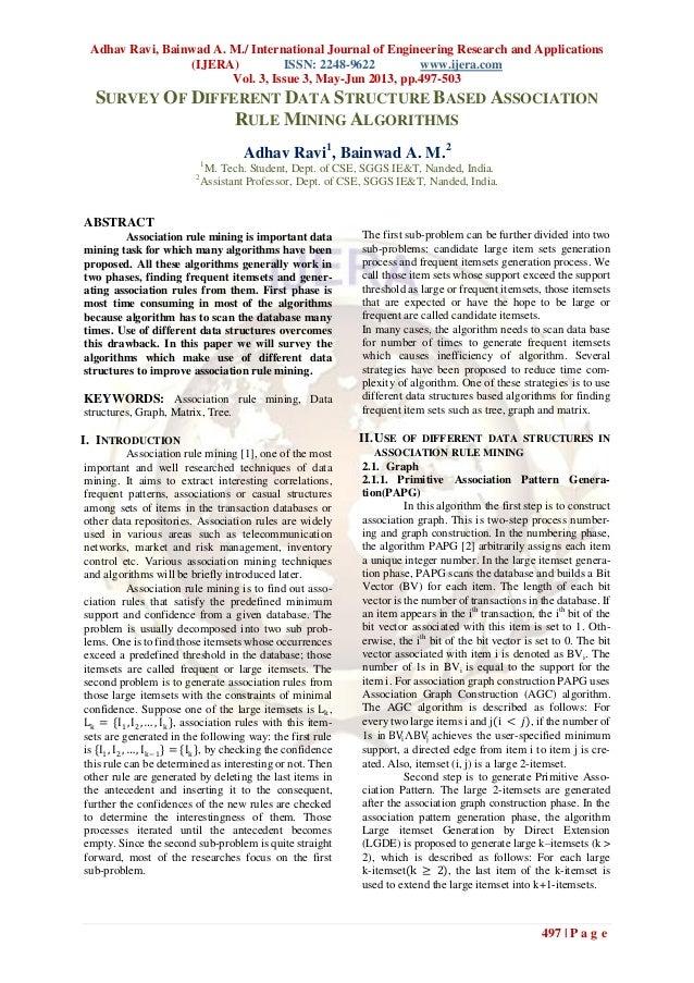 Adhav Ravi, Bainwad A. M./ International Journal of Engineering Research and Applications(IJERA) ISSN: 2248-9622 www.ijera...