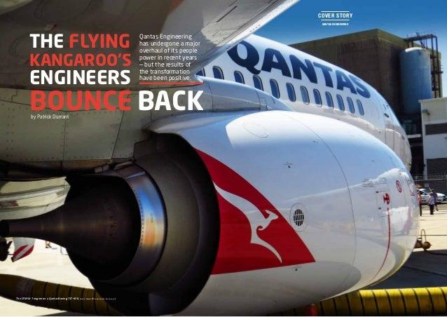 34 ENGINEERS AUSTRALIA MARCH 2015 35 ENGINEERS AUSTRALIA MARCH 2015 ROADS FEATURE THE FLYING KANGAROO'S ENGINEERS BOUNCE ...