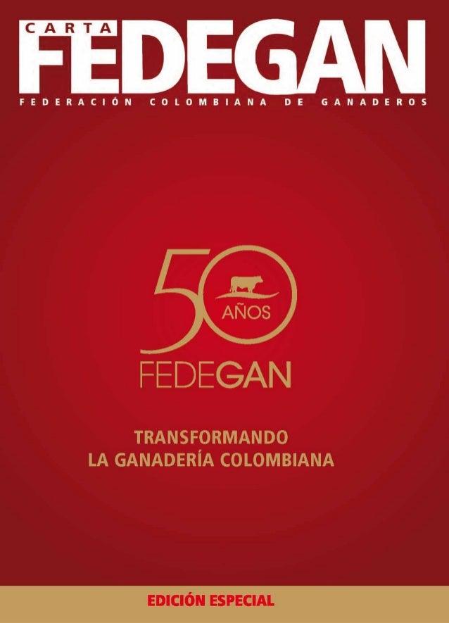 Carta Fedegán 139
