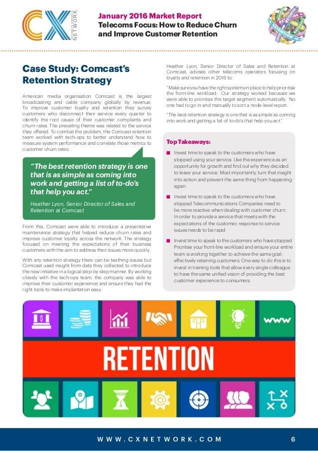 customer retention strategies essay