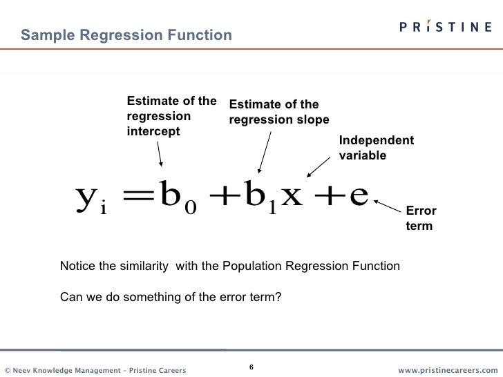 Cfa Ii Quantitative Analysis