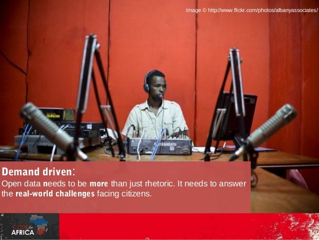 Image © http://www.flickr.com/photos/ilri/  Outcomes based: We aim for 'outcomes' not just 'outputs'. Our metric for succe...