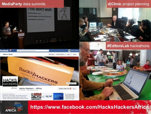 Citizen Tech Labs:  Core teams of coders in jAccelerators, with additional mentorships + workspace for journalistic data t...
