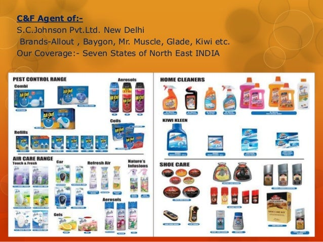 C&F Agent profile for North East India
