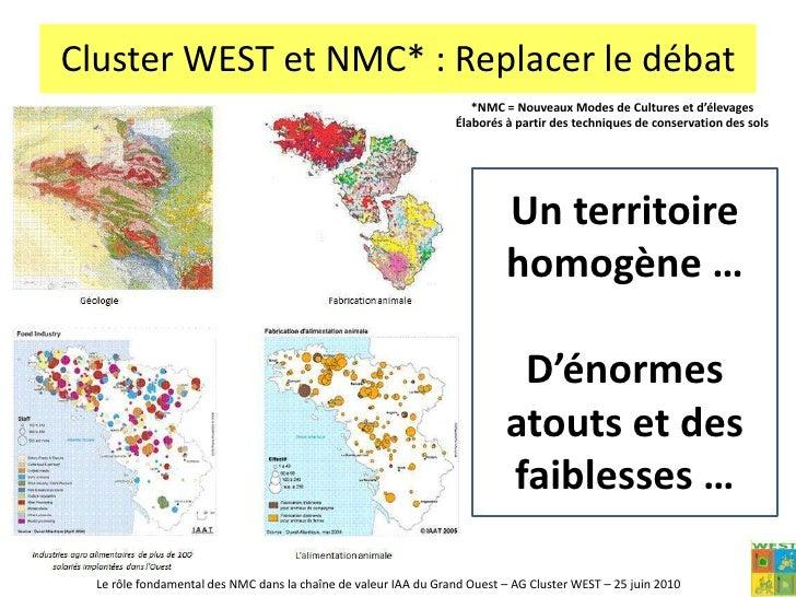 Le potentiel des NMC