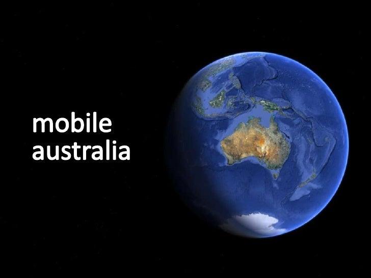 mobileaustralia<br />