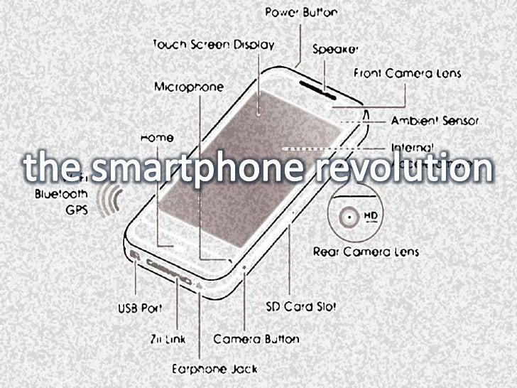 the smartphone revolution<br />