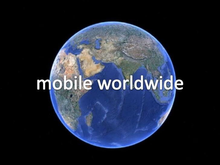 mobile worldwide<br />
